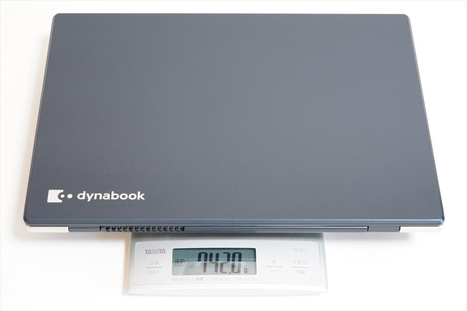 G83/dp dynabook